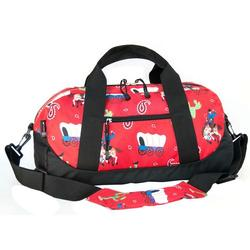 Wildkin 25078 Ride `Em Duffel Bag
