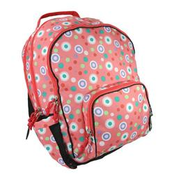 Wildkin 32024 Polka Dots Large Backpack