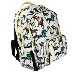 Wildkin 32025 Horse Dreams Large Backpack