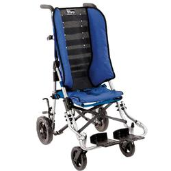 Convaid 903426-903487, VV12 Vivo 12 Degree Fixed Tilt Special Needs Stroller - Electric Blue