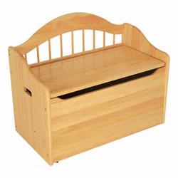 KidKraft 14121 Limited Edition Toy Chest, Natural