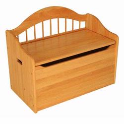 KidKraft 14141 Limited Edition Toy Chest, Honey