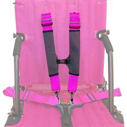 Convaid 903988, H-Harness with Padded Covers (3pt Positioning Belt Required)