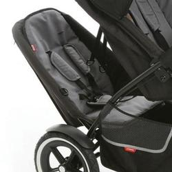 Phil & Teds HHDK7 Hammerhead Stroller Doubles Kit - Charcoal