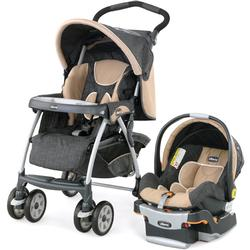 Chicco 04065245760070 Cortina Keyfit 22 Travel System, Hazelwood