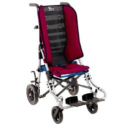 Convaid 903426-903488, VV12 Vivo 12 Degree Fixed Tilt Special Needs Stroller - Plum