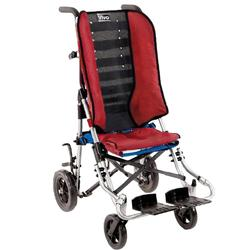 Convaid 903426-903490, VV12 Vivo 12 Degree Fixed Tilt Special Needs Stroller - Red