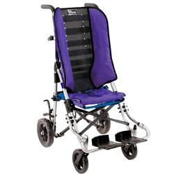 Convaid 903426-903491, VV12 Vivo 12 Degree Fixed Tilt Special Needs Stroller - Purple