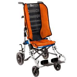 Convaid 903426-903492, VV12 Vivo 12 Degree Fixed Tilt Special Needs Stroller - Florescent Orange
