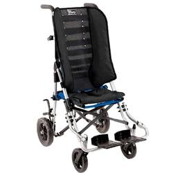 Convaid 903426-904175, VV12 Vivo 12 Degree Fixed Tilt Special Needs Stroller - Black