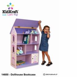 Kidkraft 14600 Dollhouse Bookcase