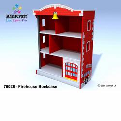 KidKraft 76026 Firehouse Bookcase