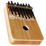 Schoenhut 810M, 8 Note Thumb Piano Dished - Maple