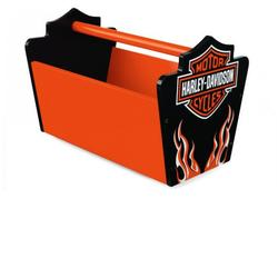 KidKraft 10131 Harley Davidson Flames Toy Caddy