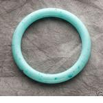 Teething Bling BAN-JADBAN Baby Teething Bangle, Jade
