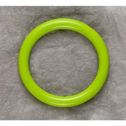 Teething Bling BAN-YGBAN Baby Teething Bangle , Yellow Green