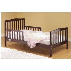 Orbelle - 401C Solid Wood Toddler Bed - Cherry