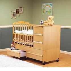Merveilleux Orbelle   M300N Crib U0026 Bed 300 Mini / Portable Size Crib   Natural