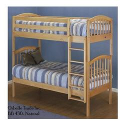 Orbelle Bb 450n Bunk Beds Bb 450 39 N Natural Coupons And