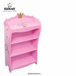 KidKraft 76126 Princess Book Shelf
