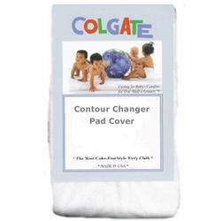 Colgate 101 Contour Changing Pad Cover in White