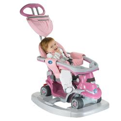 Smart Trike 3810003 All in One Stage 2, Pink