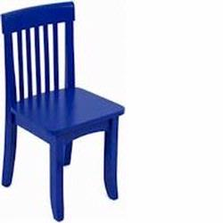 KidKraft 16603 Avalon Chair, Blue