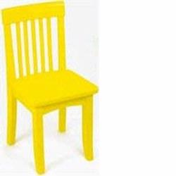 KidKraft 16609 Avalon Chair, Yellow