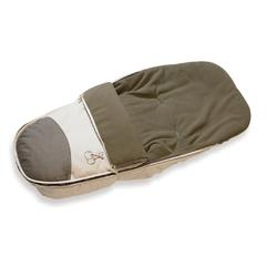 iCandy IC123 Superfleece Luxury Footmuff, Fudge