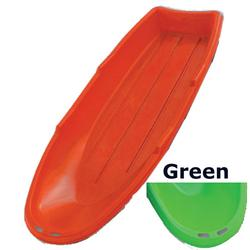Flexible Flyer 648 Winter Lightning Sled - Green