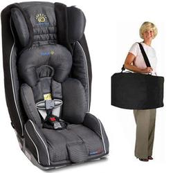 Sunshine Kids 19568 RadianXTSL Convertible Car Seat Comes with a Radian Carrying Case - Shadow