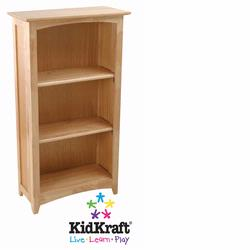 KidKraft 14021 Avalon Tall Bookshelf, Natural