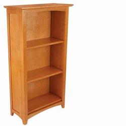 KidKraft 14041 Avalon Tall Bookshelf, Honey