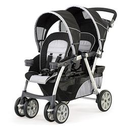 Chicco 00079043430070  Together Stroller Romantic USA, Grey/Black