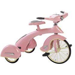 Airflow Collectibles TSK007 Jr. Pink Sky King Tricycle