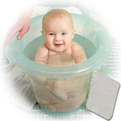 Spa Baby USTUBKITCTH European Style Tub with Wash Cloth