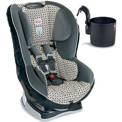 Britax E9LB51K CUP Boulevard 70 Convertible Car Seat W Cup Holder