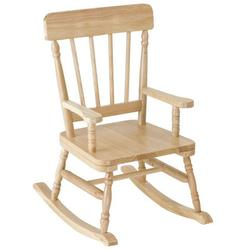 Levels of Discovery RAB00050, Simply Classic: Oak Finish Rocker