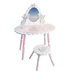 Levels of Discovery LOD61003, Fairy Wishes Vanity Table and stool