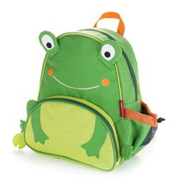 Skip Hop 210207, Zoo Backpack - Frog