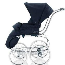Inglesina CLASS111MAR Classica Stroller with Hood and Frame - Navy