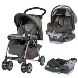 Chicco, COTRBAADVE, Cortina Travel System, Adventure W/2 Keyfit 30 Seat Base