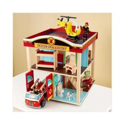 KidKraft 63236, New Fire Station Set