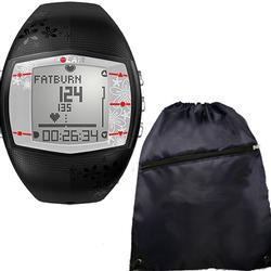 Polar FT40F 99041400Heart Rate Monitor , Female Black w/ Free Cinch Bag