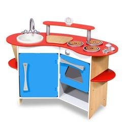 Melissa & Doug 3950, Cook's Corner Wooden Kitchen