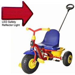 Kettler 8839-599 Air Navigator Kettrike Tricycle with LED Reflector Light