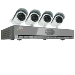 SVAT CV502-4CH-001, 4 Channel Video Security System