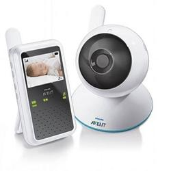 Avent Baby Monitor SCD600/10, Digital Video Monitor