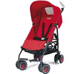 Peg Perego IPKR28US35RO49 - Pliko Mini Stroller - Fire Red