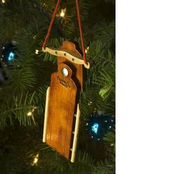 Mountain Boy Sledworks OFL-0401-11 Ornament - Ultimate Flyer
